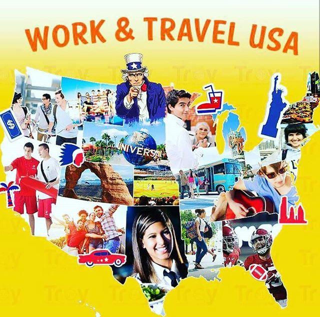 Work and travel nedir