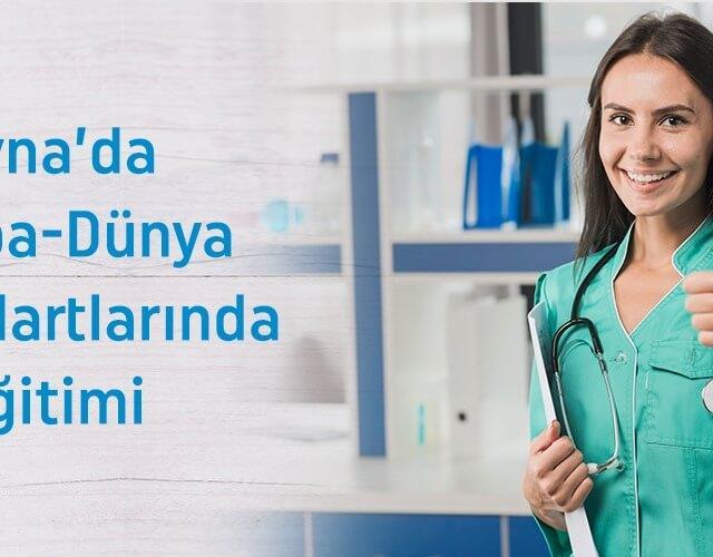 yurtdışında tıp eğitimi