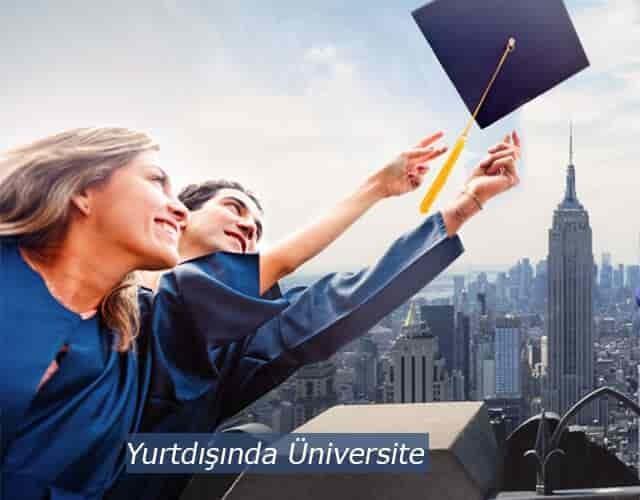 yurtdışında üniversite eğitimi