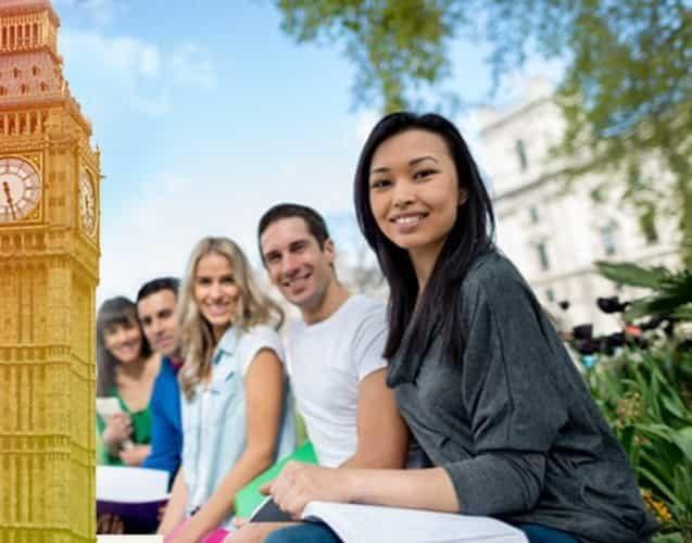 yurt dışı dil okulları öğrenci topluluğu