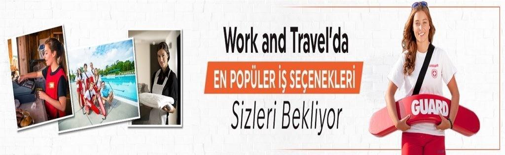 Work and travel para kazandıran işler