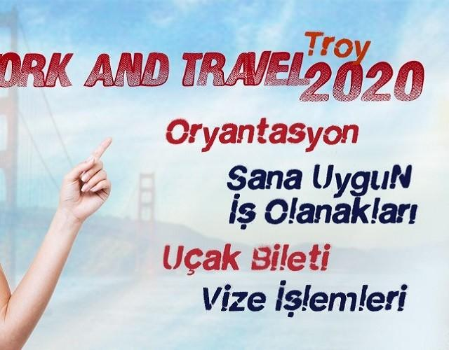 work and travel 2020 ücretleri