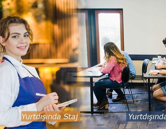 yurtdışında dil okulu staj
